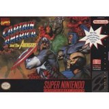 Captain America and the Avengers (Super Nintendo)
